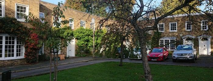 Canonbury is one of London's Neighbourhoods & Boroughs.
