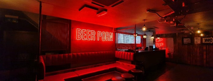 BrewDog Soho is one of London.