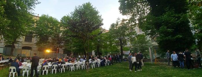 Marmara Üniversitesi Haydarpaşa Yerleşkesi is one of Çağlaさんのお気に入りスポット.