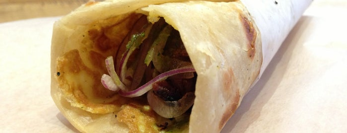 The Kati Roll Company is one of Where to Eat Indian Food in NYC.
