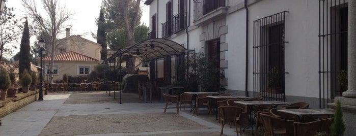 El Cafe del Infante is one of Restaurants Madrid.