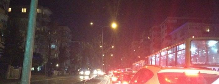 Fahrettin Kerim Gökay Caddesi is one of Bağdat Caddesi ve Civarı.