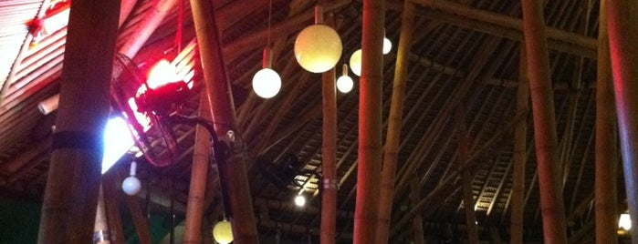 Bamboo Bar & Grill is one of Bali.
