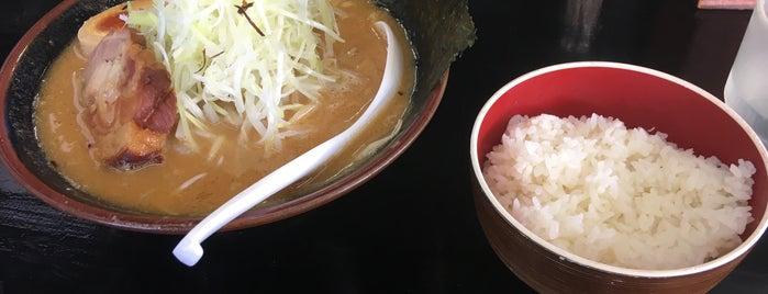 北海道らーめん小林屋 茅ヶ崎店 is one of 神奈川ココに行く! Vol.14.