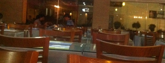 Blitz Restaurante e Pizzaria is one of *****Beta Clube*****.