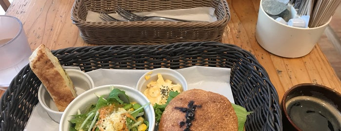 mixture Bakery & Café is one of Tokyo.