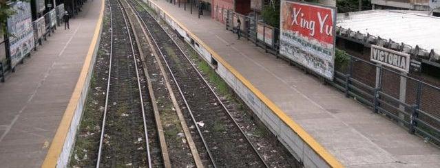 Estación Victoria [Línea Mitre: Retiro - Tigre] is one of Ma. Fernanda : понравившиеся места.
