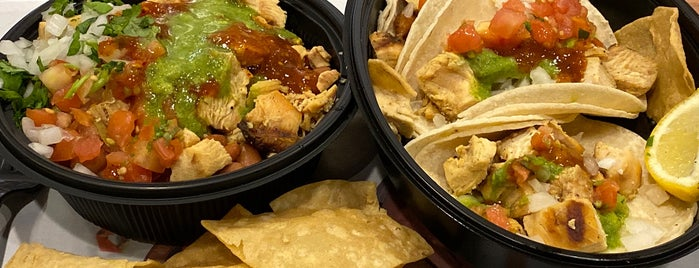 El Pollo Loco is one of Ms. Glow/Ms. Glows Kitchen : понравившиеся места.