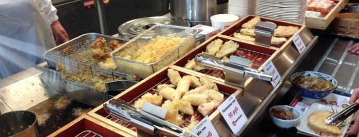 丸亀製麺 is one of Must go in Msc for M&M.