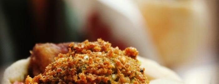 Hakosem Falafel is one of Favorite Food.