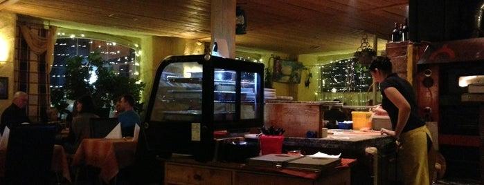 Pizzeria Il Sole is one of Tempat yang Disukai Veronika.