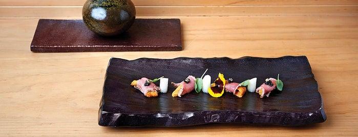 N/Naka is one of US Travel Eats.
