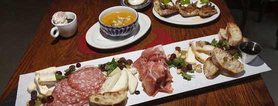 Osteria at Carrino Provisions is one of Jersey city.