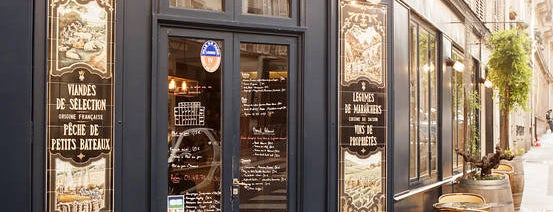Le Bon Georges is one of Paris for foodies.