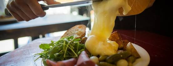 Raclette is one of NY RESTAURANTS.