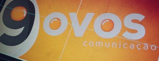 9ovos Comunicação is one of Lieux qui ont plu à Lucas.