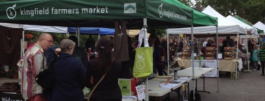 Kingfield Farmers Market is one of City Pages Best of Twin Cities: 2011.