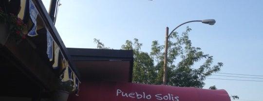 Pueblo Solis is one of Restaurants.