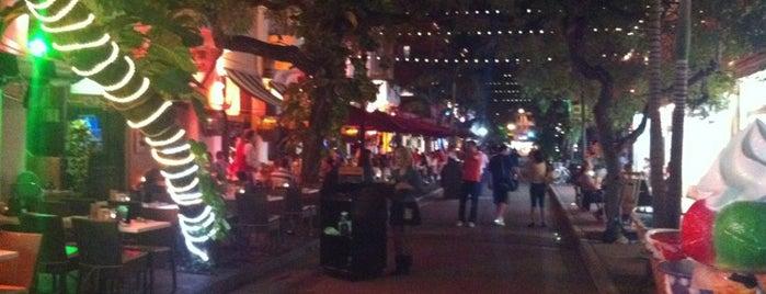 Espanola Way Village is one of Spring Break 2012 – Miami.