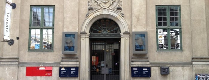 Post & Tele Museum is one of Around The World: Europe 1.