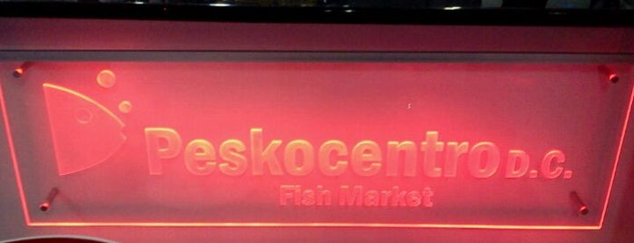 Peskocentro D.C. is one of Locais curtidos por Nia.
