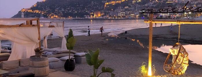 En Vie Beach Boutique Hotel & Restaurant is one of Otel.