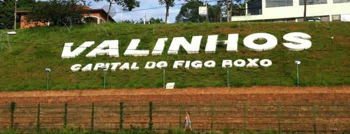 Terminal Rodoviário de Valinhos is one of Ricardo 님이 좋아한 장소.