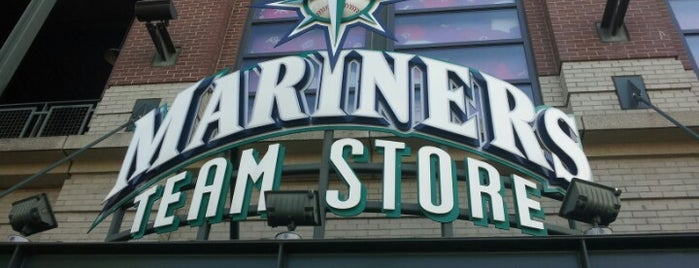 Mariners Team Store is one of Seattle, WA To Do.