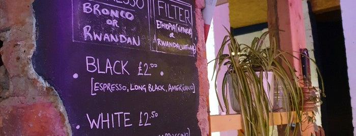 The Good Coffee Cartel is one of coffee in glasgow.
