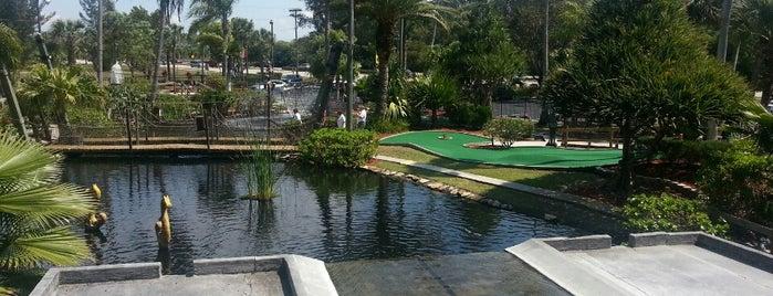 Castle Golf is one of Sanibel.