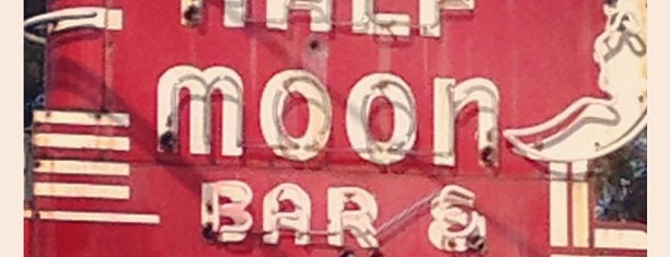 Half Moon Bar & Grill is one of New Orleans.