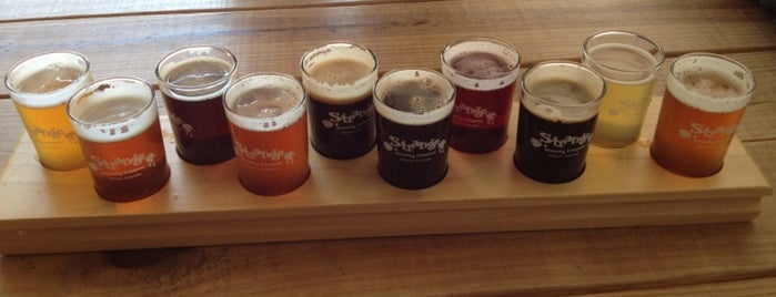 Strange Craft Beer Company is one of Craft Brewing Guide: Denver Colorado.
