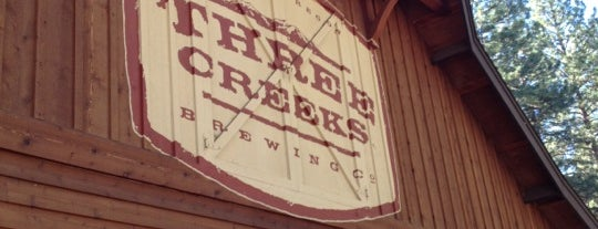 Three Creeks Brewing Co. is one of Oregon Brewpubs.