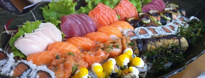 Koto Sushi Bar is one of Guide to São Paulo's best spots.