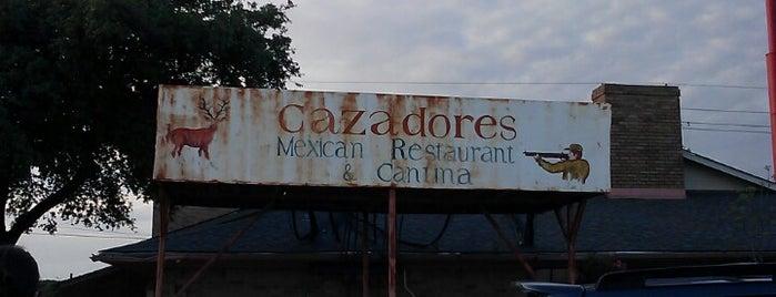 Cazadores is one of Gespeicherte Orte von Glenn.