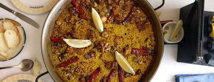 Iñaki is one of Arroces.
