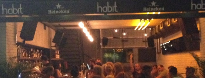 New Habits is one of Athens Best: Bars.