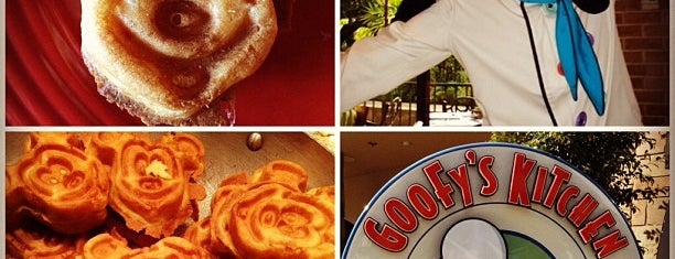 Goofy's Kitchen is one of Favorite Food.