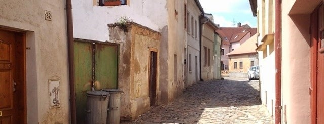 Židovská čtvrť | Jewish Quarter is one of UNESCO World Heritage Sites in Eastern Europe.