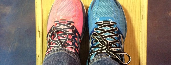 Fleet Feet is one of savannah.