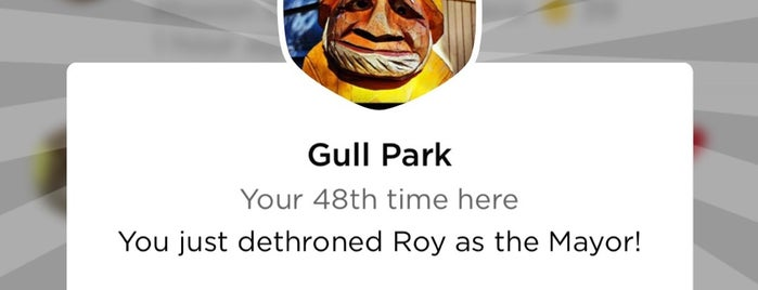 Gull Park is one of Posti che sono piaciuti a Roy.