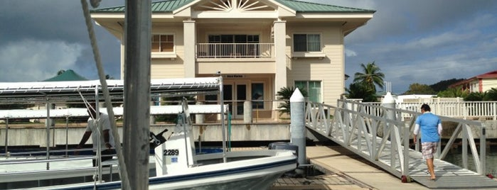 Neco Marine Dive Shop is one of Great Scuba.