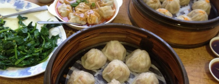 Shanghai Dumpling King is one of Bay Area.