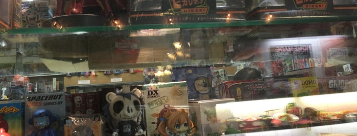 JPN Toys is one of liver's best of SFO.