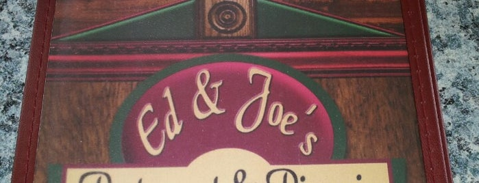 Ed & Joes is one of Steve's Liked Places.