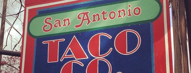 San Antonio Taco Co. is one of Nashville - Nashvegas.