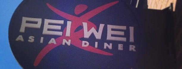 Pei Wei is one of Nashville Eats.