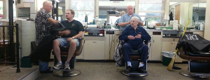 Lee's Barber Stylists is one of Bloomington To Try.