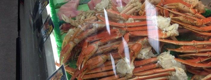 Eugene Platts Seafood is one of Posti che sono piaciuti a Ryan.