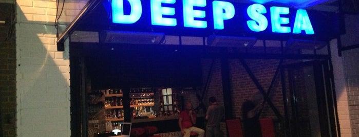 Deep Sea is one of Ycard.